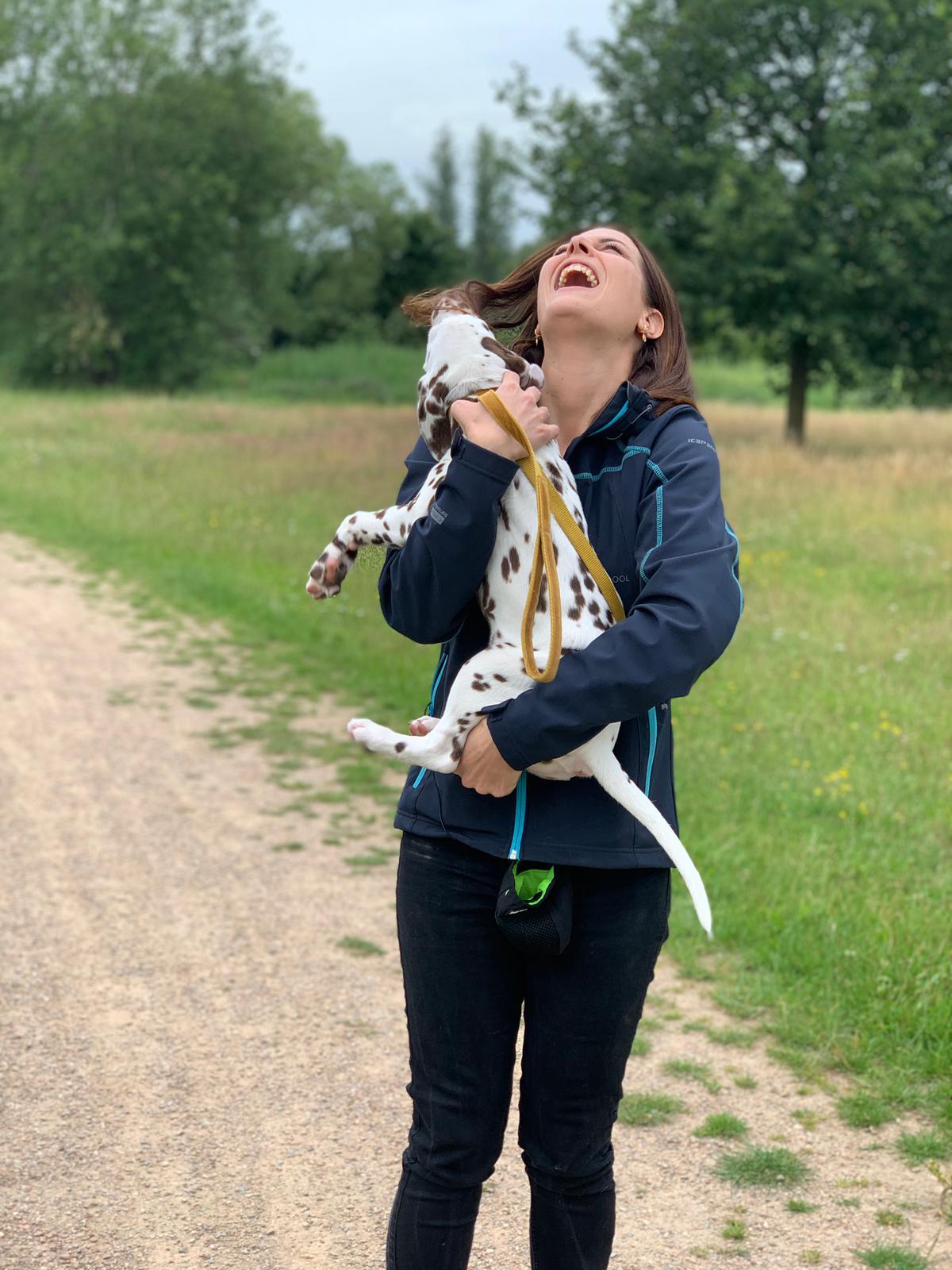 coaching met honden